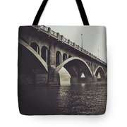 Troubled Water Tote Bag