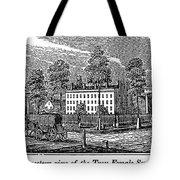 Troy Female Seminary, 1841 Tote Bag