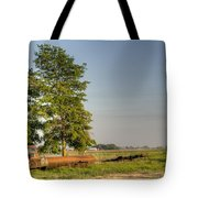 Truck And Tank 11 Tote Bag