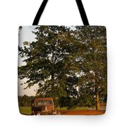 Truck And Tank 13 Tote Bag