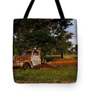 Truck And Tank 8 Tote Bag