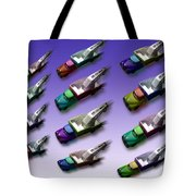 Truck Meet Tote Bag