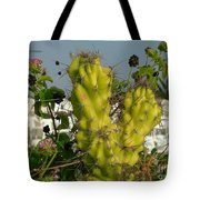 True Beauty Has Thorns Tote Bag