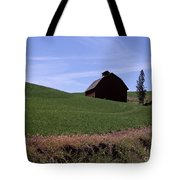True Country Barn Tote Bag