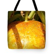 True Lemon Cucumber Tote Bag