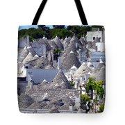 Truly Whimsical Trulli Tote Bag