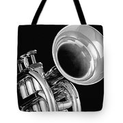 Trumpet Up Front Tote Bag