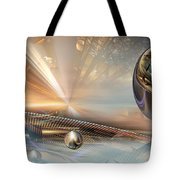 Try 7 Tote Bag