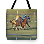Trying Tote Bag