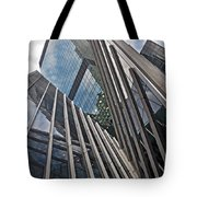 Trylon Towers Tote Bag