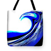 Tsunami Swell Tote Bag
