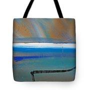 Tsunami Wave Tote Bag