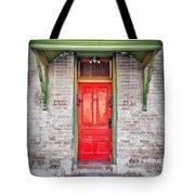 Tucson Red Door Tote Bag