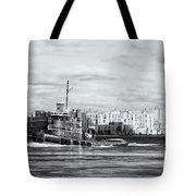 Tugboat Turecamo Girls II Tote Bag