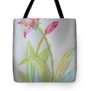 Tulip Duo II Tote Bag