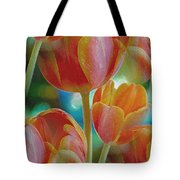 Tulip Fascination Tote Bag