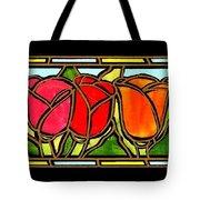 Tulip Friends Tote Bag