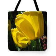 Tulip Named Big Smile Tote Bag