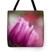 Tulips Impression Tote Bag