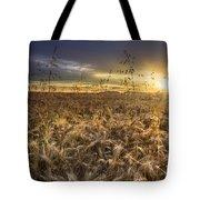 Tumble Wheat Tote Bag