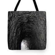 Tunneling Through Tote Bag