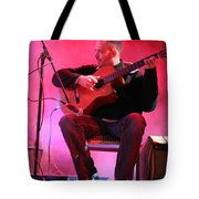 Turab Guitar Player Victor Kawas Tote Bag