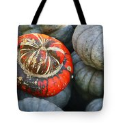 Turban Pumpkin Tote Bag