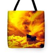 Turbulant America Tote Bag