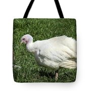 Turkey And The Chopping Block Tote Bag