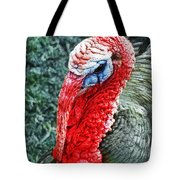 Turkey Brawn  Tote Bag