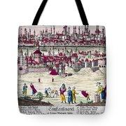 Turkey: Istanbul, C1820s Tote Bag