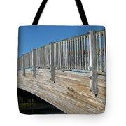 Turkey Point Bridge Tote Bag