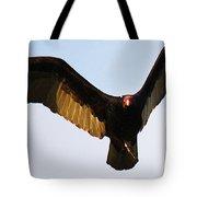 Turkey Vulture Evening Flight Tote Bag
