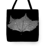 Turn Over A New Leaf Tote Bag