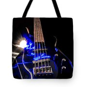 Turn Up The Bass Tote Bag