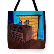 Turn Up The Heat Tote Bag