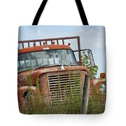 Turned Out To Pasture Tote Bag by Wilma  Birdwell