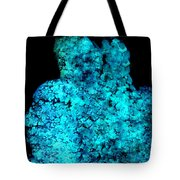 Turquoise Stone Nature Protection Tote Bag