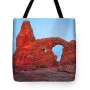 Turret Arch II Tote Bag