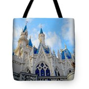Turrets And Spires Tote Bag