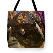 Turtle Shield Tote Bag