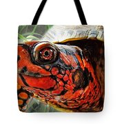 Turtle Smile Tote Bag
