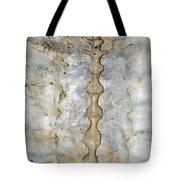 Turtle Spine Tote Bag