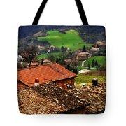 Tuscany Landscape 2 Tote Bag