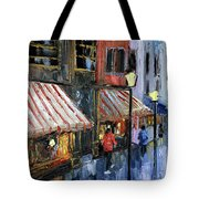 Twelve Street And Rine Tote Bag