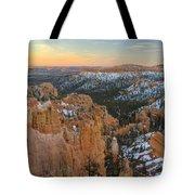 Twilight At Bryce Tote Bag