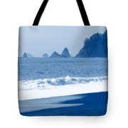 Twilight Blue Tote Bag
