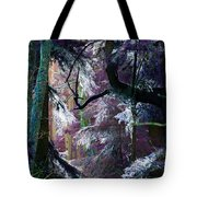 Twilight In My Eyes Tote Bag