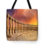 Twilight Of The Gods Tote Bag