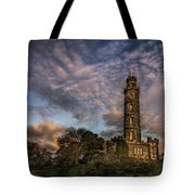 Twilight Painter Tote Bag